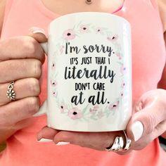 Funny Mug Funny Coffee Mug Unique Gift Idea Office Gift
