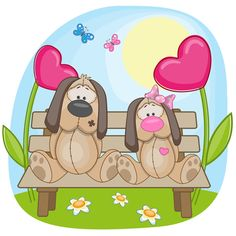 Find Valentine Card Lovers Dogs stock images in HD and millions of other royalty-free stock photos, illustrations and vectors in the Shutterstock collection. Valentines Illustration, Paper Illustration, Illustrations, Happy Birthday Card Design, Preschool Arts And Crafts, Animal Graphic, Library Design, Kids Cards, Christmas Greetings