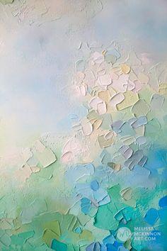 Contemporary Abstract Paintings and Prints by Artist Melissa McKinnon - Halekulani Okinawa Japan - Erde Abstract Art Painting, Art Painting, Abstract Artists, Sky Painting, Abstract Artwork, Art, Abstract, Contemporary Art, Contemporary Abstract Painting