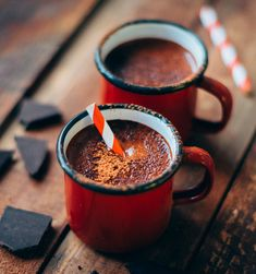 Chocolate caliente s