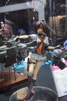 Akizuki-class Destroyer Akizuki