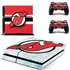 Cheap Jersey Sticker Buy Quality Sony 4 Stickers Directly From China Devils Suppliers NHL New Skin Decal Vinyl For