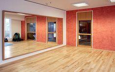 SSBmirror Spiegelwände - Wandspiegel Divider, Garage Doors, Outdoor Decor, Room, Furniture, Home Decor, Bedroom, Decoration Home, Room Decor