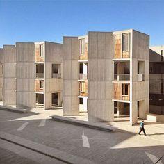 Visit Louis Kahn's concrete wonderland, California's Salk Institute