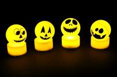 Monstres d`Halloween lumineux