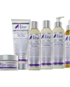 The Mane Choice – Range of 6 Heavenly Halo Tonic Herbs and Soymilk Products - Hair Dandruff Curly Hair Styles, Natural Hair Styles, The Mane Choice, Hair Dandruff, Moisturize Hair, Soy Milk, Shampoo And Conditioner, Hair Loss, Halo