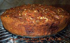 Melissa's Southern Style Kitchen: Orange-Cinnamon Pecan Filled Coffee Cake