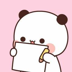 Cute Panda Wallpaper, Cute Wallpaper Backgrounds, Panda Wallpapers, Cute Cartoon Wallpapers, Alone Girl Pic, Marco Polaroid, Overlays Cute, Overlays Picsart, Little Panda