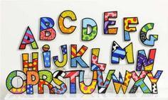 Amazon.com: Romero Britto Alphabet Letters - R: Everything Else