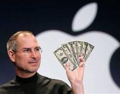 Steve Jobs had an annual salary of $1 for over a decade. #stevejobs #apple #pixar #fact