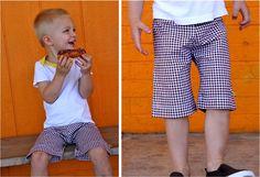 TUTORIAL: KID Shorts – MADE EVERYDAY