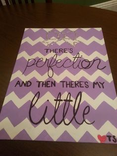 Another craft for my twin! Change little to twin!