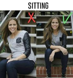 New Ideas Photography Portrait Photoshop Pictures - How to pose for pictures - Poses Photo, Poses For Photos, Picture Poses, Photo Tips, Photo Ideas, Portrait Photoshop, Photoshop Pics, Photoshop Actions, Photography 101