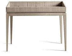 Contemporary secretary desk / in wood G-651  Dale Italia
