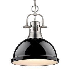 Classic Dome Large Shade Pendant Light $230