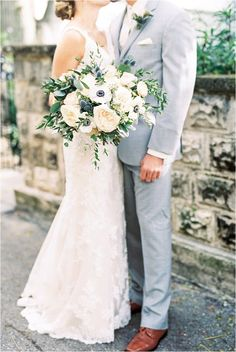 Romantic White Room Wedding in St Augustine | Destination Film Wedding Photographer | Catherine Ann Photography | St. Augustine Florist | Timeless wedding ideas