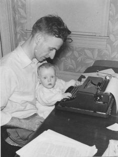 I've been interested in writing all my life.