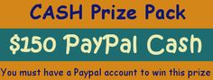 Enter for your chances to win $150 Paypal Cash in the Fun With Four #Giveaway!