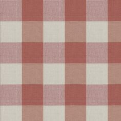 Bedford Gingham Red by Ralph Lauren Gingham Fabric, Red Gingham, Red Fabric, Red Plaid, Ralph Lauren Fabric, Pierre Frey, Check Fabric, Fabulous Fabrics, Fabric Patterns