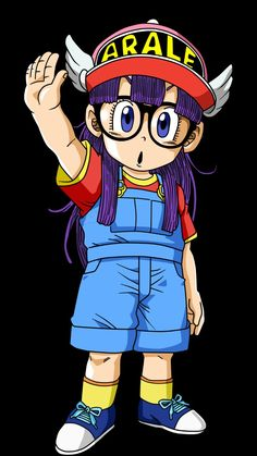 Arale Dbz Characters, Japanese Characters, Comic Book Characters, Comic Books, Manga Anime, Cute Disney Wallpaper, Vintage Comics, Cultura Pop, Comic Covers