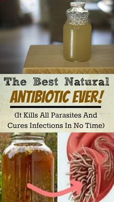 This is the most powerful NATURAL antibiotic; you get to know once you try it. A significant number of experts will agree that this is the most powerful natural remedy which was ever made. It has antibiotic effects, destroys all parasites and fights against infections. Numerous epidemics and diseases took many human lives in the …