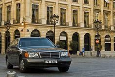 Mercedes Benz S 600 w140