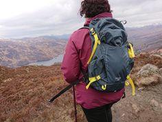 GEAR | Hill Walking With The Osprey Hikelite 26 Backpack Review #osprey #walking #backpack #pack #luggage #bags #hiking #daypack #hikingpack #rucksack