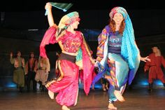 The traditional dress of Lebanon is used mostly by the people belonging to the performing art and nowadays it is the integral costume for the folk singers and dancers.