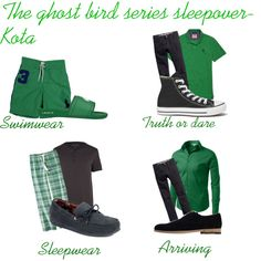 The ghost bird series sleepover- Kota by drinkdionysus on Polyvore featuring H&M, Converse, LE3NO, Brooks Brothers, River Island, Sperry, Lacoste, Ralph Lauren and theghostbirdseries