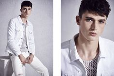 River Island Spring/Summer 2015 Men's Lookbook | FashionBeans.com