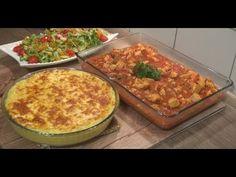 Tavuk sote ve firinda kasarli patates püresinin tarifi(aksam yemegi önerisi) - YouTube