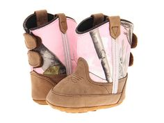 Old west kids boots poppets infant toddler light apache foot camo, Pink Little Baby Girl, Little Babies, Baby Girls, Baby Boots, Kids Boots, Mossy Oak Camo, Camo Outfits, Baby Swag, Pink Camo