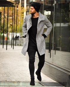 Product number brand name linkbea Plate type Fit type Whether with a hat No. Trend Fashion, Suit Fashion, Fashion Outfits, Latex Fashion, Men Looks, Winter Outfits Men, Casual Outfits, Stylish Men, Men Casual