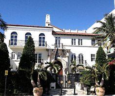 Di nuovo in vendita la villa di Versace a Miami