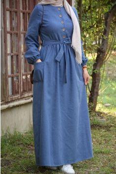 Modest Fashion Hijab, Modern Hijab Fashion, Abaya Fashion, Fashion Dresses, Iranian Women Fashion, Islamic Fashion, Muslim Fashion, Abaya Mode, Hijab Stile