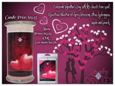 Expiring Soon. Limited Edition Jewelry Candles and Tarts. Candles starting at $29.95 each. Tarts starting at $15.95. Order 5 or more tarts at $12.76!!! Amazing sweet. This LOVE POTION scent is similar to Victoria's secrets Love Spell fragrance.  The free jewelry found inside will be Valentine Day themed (heart,love, etc...) Necklaces or Earrings. www.jewelryincandles.com/store/scentswithgifts/c/101/jic-exclusive/  #valentines #holiday #sale #limited #Jewelry #Candles #Tarts #SoyWax
