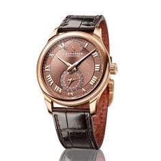 Chopard L.U.C Quattro rose gold watch