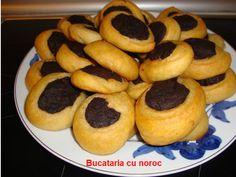 Fursecuri grecesti de post (roxachia) - Bucataria cu noroc Noroc, Doughnut, Muffin, Cookies, Breakfast, Health, Desserts, Sweets, Crack Crackers
