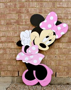 Minnie Mouse Clubhouse, Minnie Mouse Birthday Decorations, Minnie Mouse Cookies, Minnie Mouse 1st Birthday, Minnie Mouse Theme, Mouse Parties, Disney Parties, Party Centerpieces, 2nd Birthday Parties