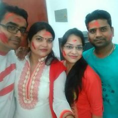 #holi #friends #yummyfood