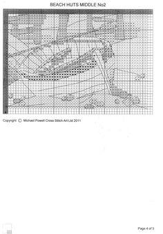 PUNTO EN CRUZ PATRONES MICHAEL POWELL (pág. 6) | Aprender manualidades es facilisimo.com