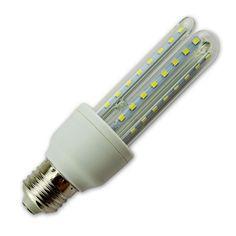 Warm Light 9W Energy Saving E27 LED Corn Light Bulb Lamp 48 LED Chips SMD2835