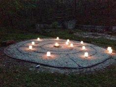 Discover St. Mark: Mound Ridge May 3, 4 2014 Camp Labyrinth