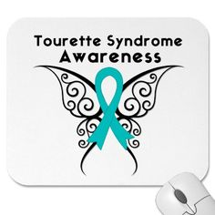What Tourettes Has Taught Me: Tourette Syndrome Awareness Month (side note: if I ever get more than one tattoo.. I'll be getting this ts butterfly for my son)