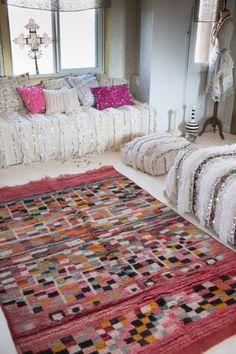 Beautiful #interior #bohemian #moroccan