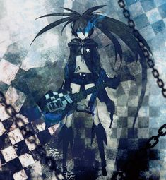 Black★Rock Shooter - Black Rock Shooter Photo (31454507) - Fanpop