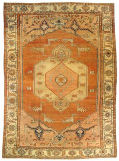Serapi Antique Rugs from Woven Accents