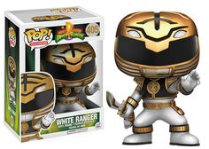 Funko Unleashes New Power Rangers Pops And Dorbz
