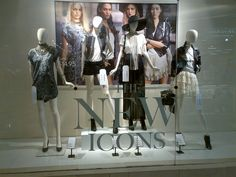 Womens Window-New Icons