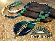 "Boho Hippie Jewelry, Native american ""Spirit""beaded necklace by HonuHippie on Etsy https://www.etsy.com/listing/258814864/boho-hippie-jewelry-native-american"